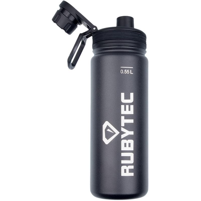 Rubytec Shira Cool Drink 0,55 Ltr Black