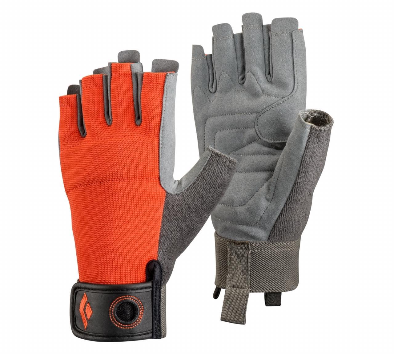 Black Diamond Crag Glove Half-Finger
