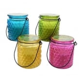 Decoris Wax Citroen Glas