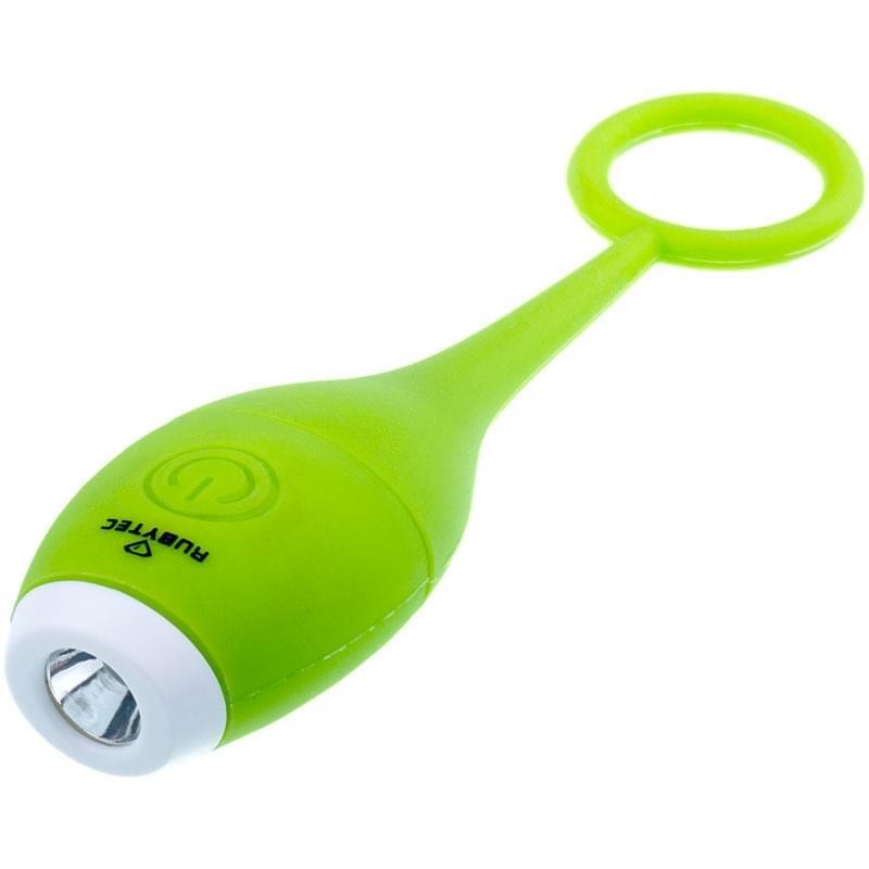 Rubytec Tetra USB Flashlight Green