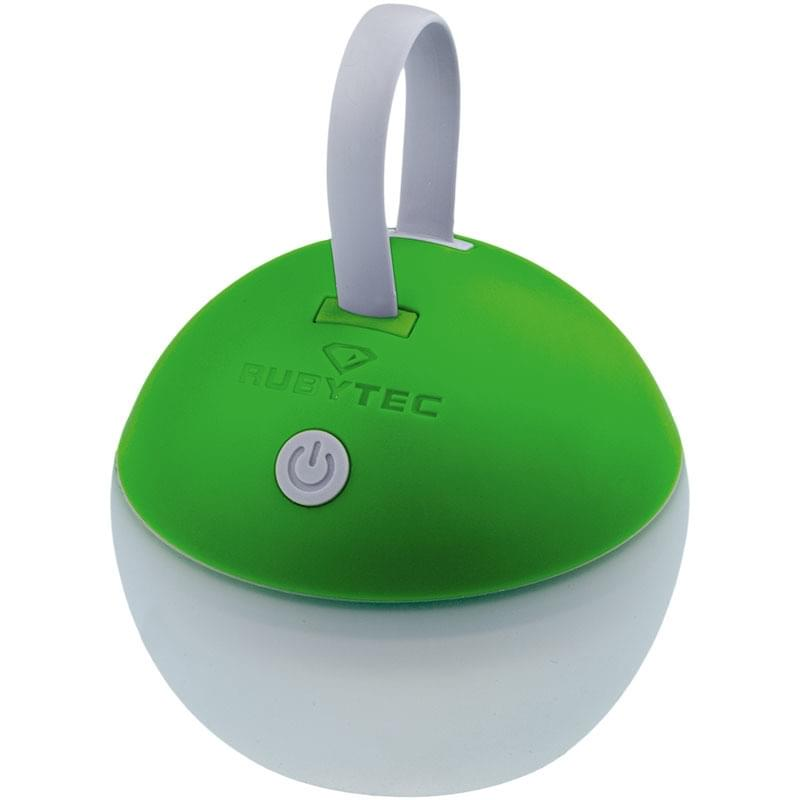 Rubytec Bulb USB Lantern Green