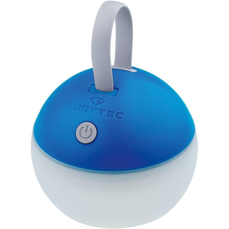 Rubytec Bulb USB Lantern Blue