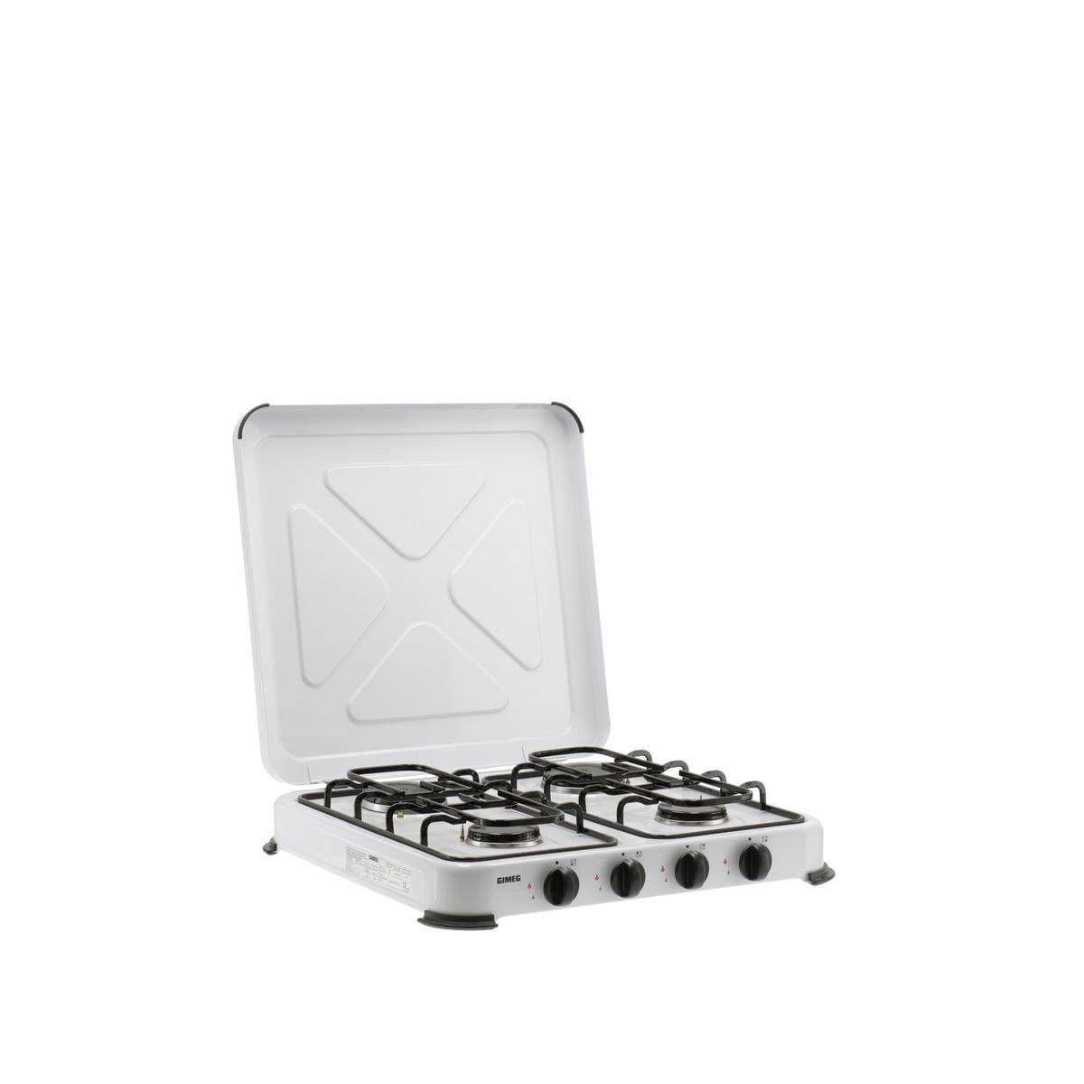 Gimeg 4-Pits Beveiligd Kooktoestel