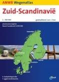 ANWB Wegenatlas Zuid-Scandinavie