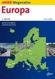 ANWB Wegenatlas Europa