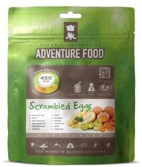 Adventure Food Ontbijt Een portie Scrambled Eggs