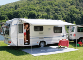 Fiamma Caravanstore 440 Royal Grey