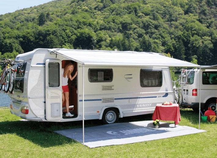 Fiamma Caravanstore 255 Royal Grey