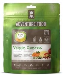 Adventure Food Vegetarisch  Een portie Cous Cous