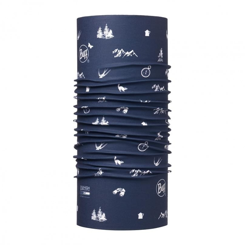 Buff High UV Campfire Dark Navy