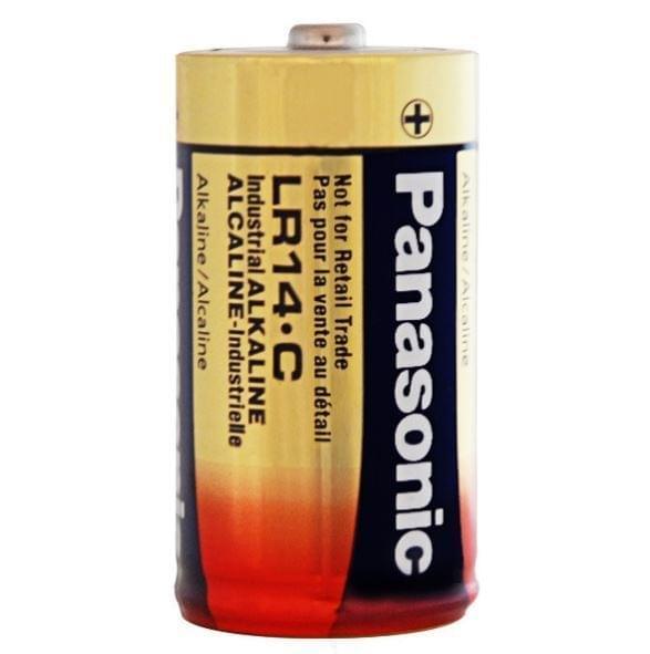 Panasonic C Alkaline Batterijen