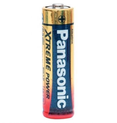 Panasonic AA Alkaline Batterijen