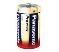 Panasonic D Alkaline Batterij