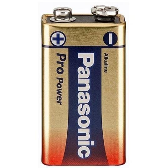 Panasonic 9V Alkaline Batterij