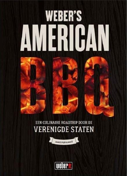 Weber Receptenboek: American BBQ
