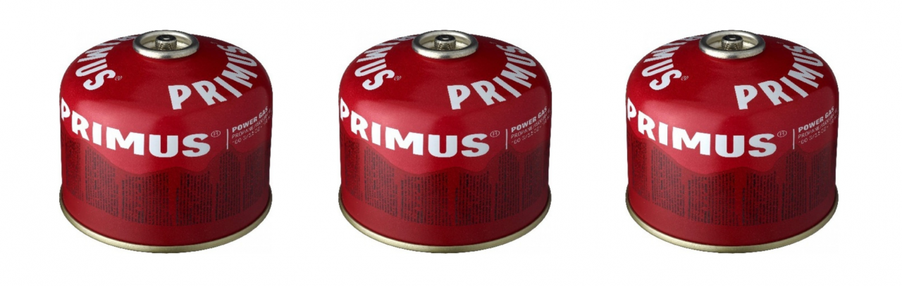 Primus Power Gas 230g per 3