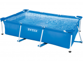 Intex Zwembad Rechthoekig 300 x 200 x 75