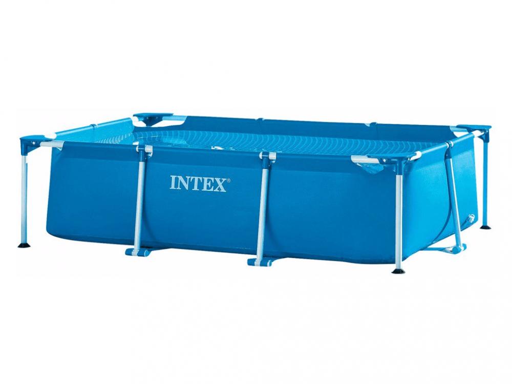 Intex zwembad rechthoekig 300 x 200 x 75 for Intex zwembad verkooppunten