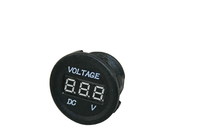 Haba Power Line Voltmeter 10-30 Volt