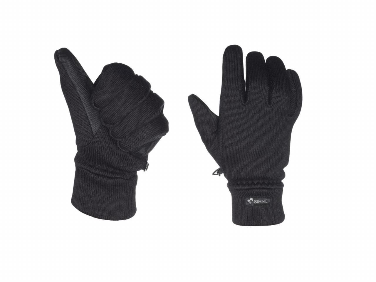 Sinner Banff Knitted Glove handschoenen