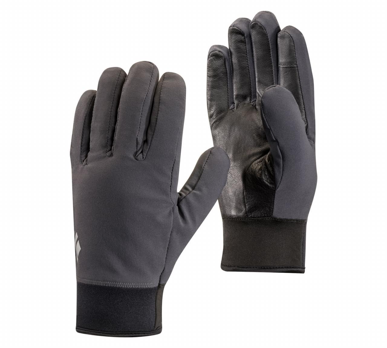 Black Diamond Midweight Softshell Handschoenen