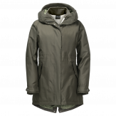 Jack Wolfskin North Bay Parka Winterjas Dames