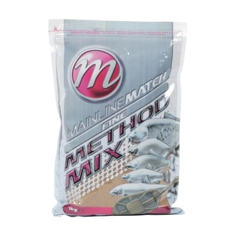 Mainline Match Fine Method Fishmeal Mix