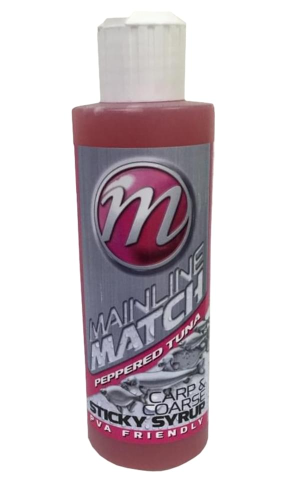 Mainline Match Syrup Peppered Tuna