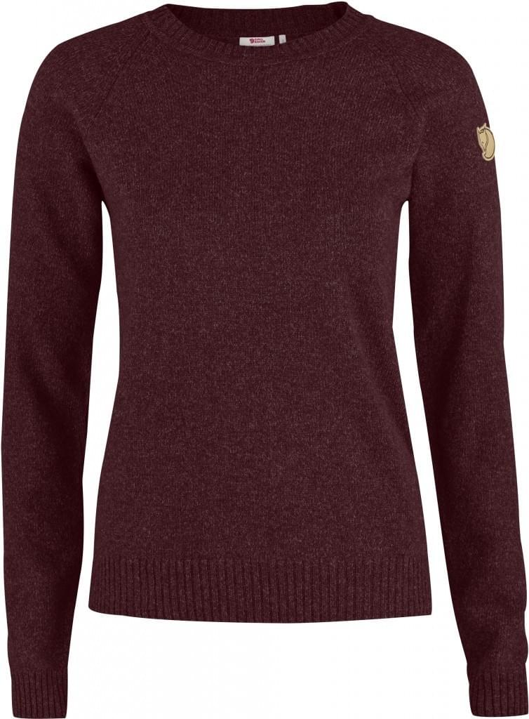 Fjallraven Ovik Re-Wool Sweater Women