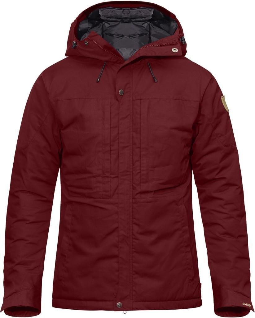 Fjallraven Skogso Padded Winterjas Heren