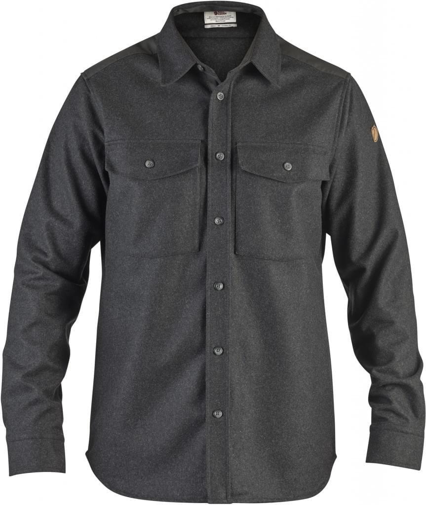 Fjallraven Ovik Re-Wool Shirt LS