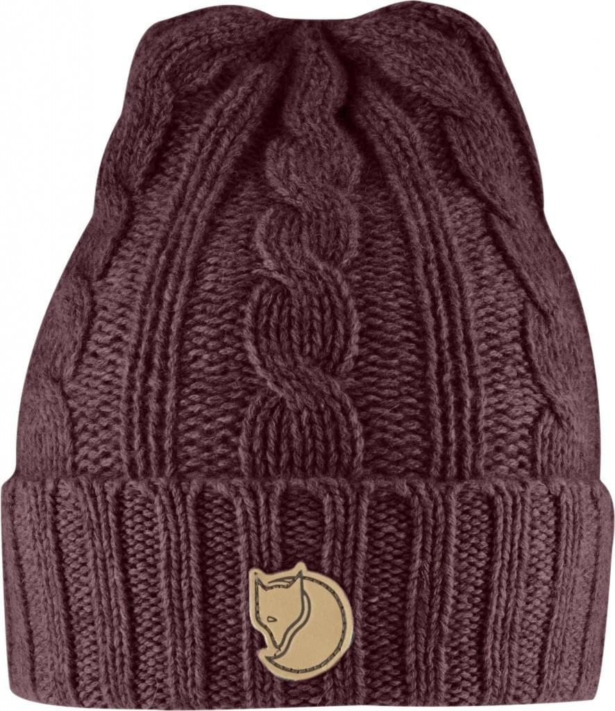 Fjallraven Braided Knit Muts
