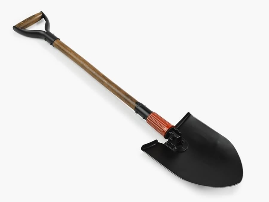 Barebones Folding Shovel