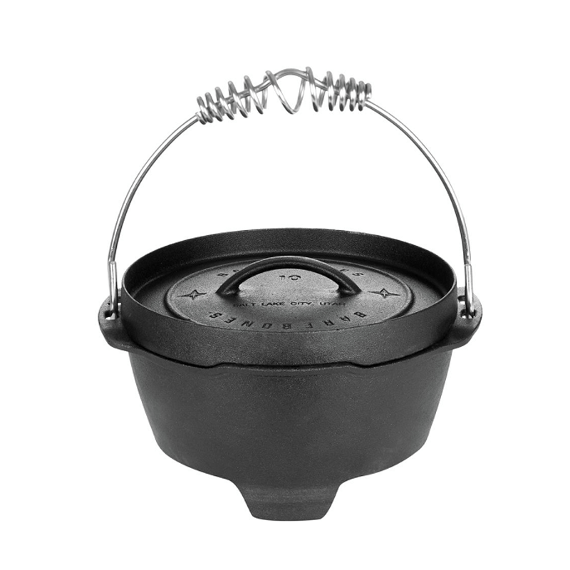 BAREBONES DUTCH OVEN 10