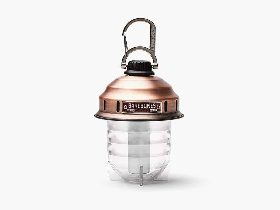 Barebones Beacon Light Copper