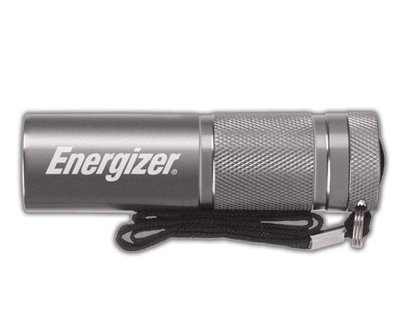 Energizer Metalen 3 LED Zaklamp