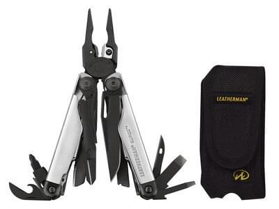 Leatherman Surge Black & Silver Limited Edition