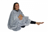 Human Comfort Cuddle Cape Wollie