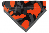 Icepeak Pet Wonder Scarf Dark Orange