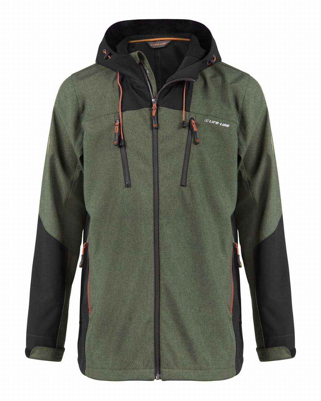 Life-Line Jake Softshell Jas Heren