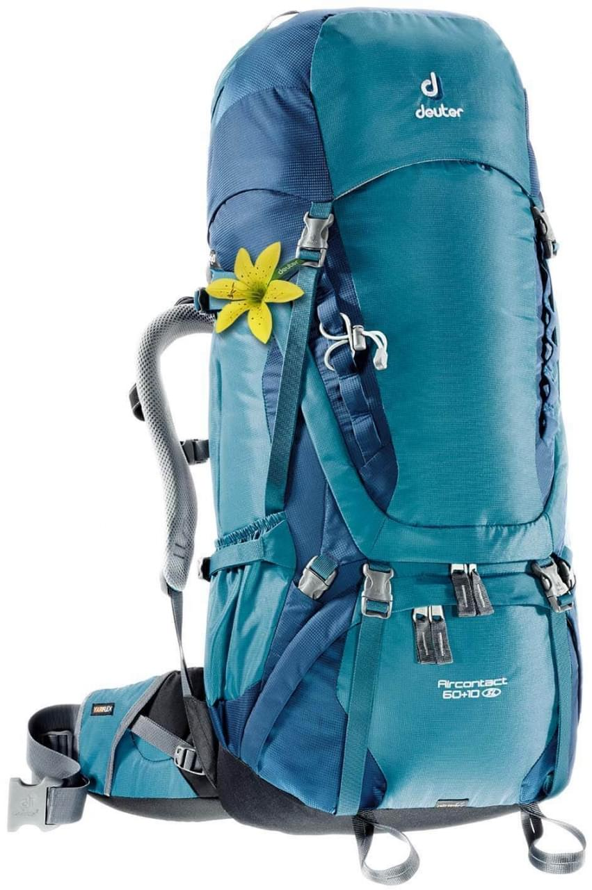 Deuter Aircontact 60 + 10 SL denim midnigh