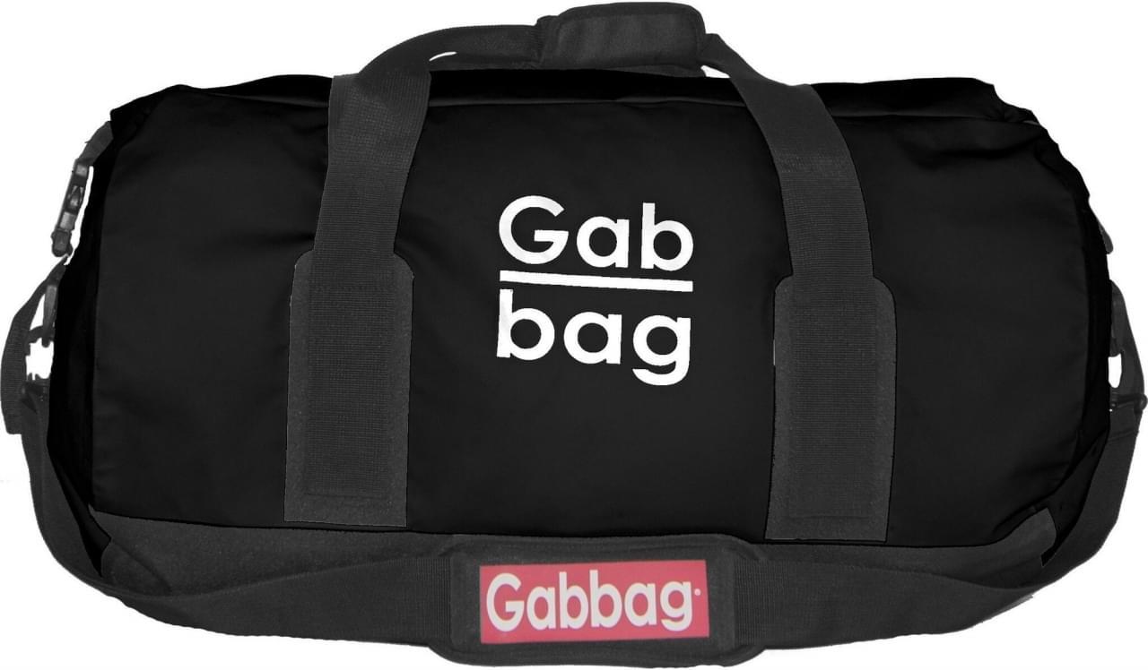 Gabbag Duffel Bag 65 - Zwart