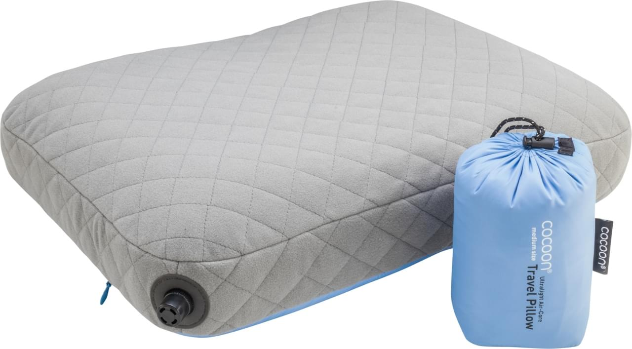 Cocoon Air Core UL L Kussen - Blauw