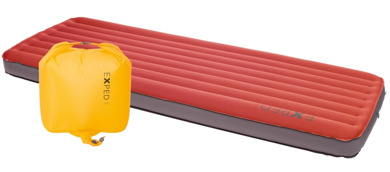 Exped MegaMat Lite 12 LXW Slaapmat Rood