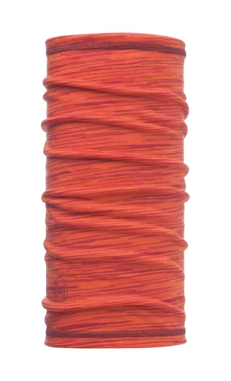 Buff Lightweight Merino Wool - Coral PinkMulti