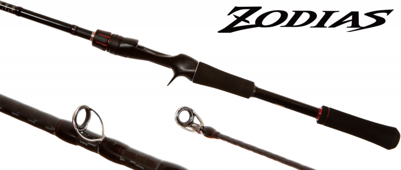 Shimano Zodias Baitcasting Hengel