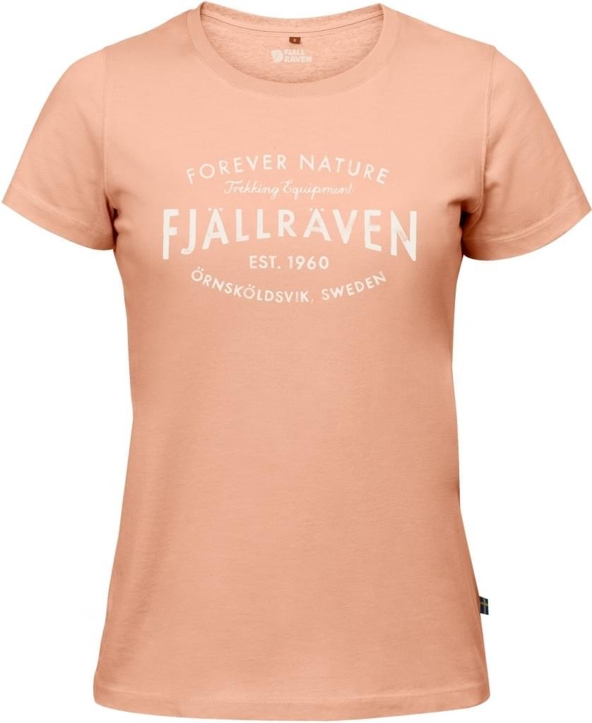 6160a6ea63e Fjällräven Est. 1960 T-Shirt W XS Lily - Kleding Shirts