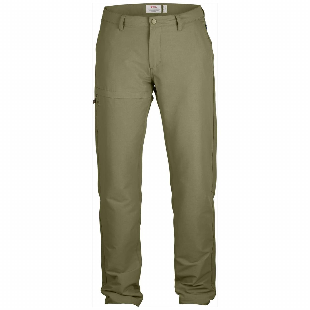 Fjallraven Travellers Broek Dames