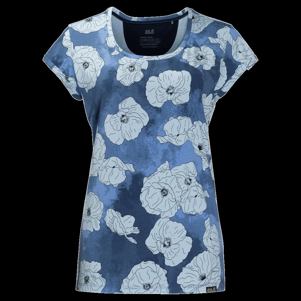 Jack Wolfskin Marigold T-Shirt Dames