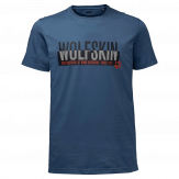Jack Wolfskin Slogan T-Shirt Heren